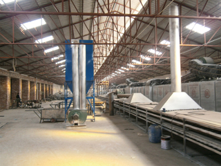 Light Mineral And Cotton Board Production Line